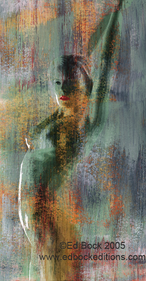 Nude, figure, Fusionne, fusion, fusionnee, image, photo, art, painted, color, woman, girl, female, blended, merged, acrylic, watercolor, digital, artwork, colorful, figures, people, person, abstract, fine art, prints, editions, contemporary, naked, modern, expressionism, expressive, realism